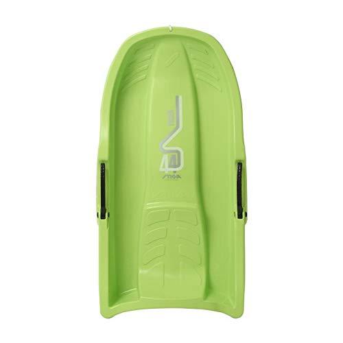 STIGA Trineo con freno Verde Reflex