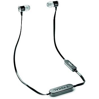 Focal Spark Wireless Bluetooth In-ear Headphones, Black