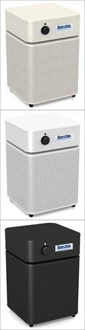 Austin-Air PAUHEALTHMATEJRHEGAWHITE Allergy Machine Jr Air Purifier White
