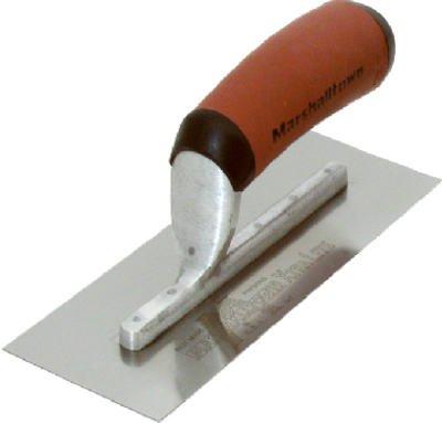 Marshalltown 11D 8'' L X 3'' W Aluminum Alloy Midget Trowel