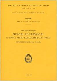 Nergal ed Ereskigal. Il poema assiro-babilonese degli inferi