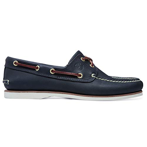 Del Shoe Zapatos Fit 2 Para Barco wide Wilderness nautical Timberland Blue eye Azul Hombre Boat qgTwt0t