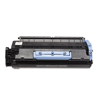 Remanufactured 0264B001AA (106) Toner, 5000 Page-Yield, Black, Sold as 1 (6550 5000 Page Yield)