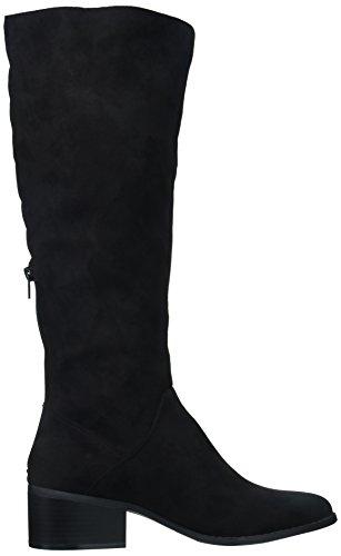 Jagg Fabric Black Fashion Women's Boot Girl Madden zEqv6wTT