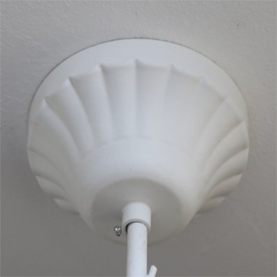 Lustre beau Chateau Blanc Shabby Chic Lampe suspension plafonnier
