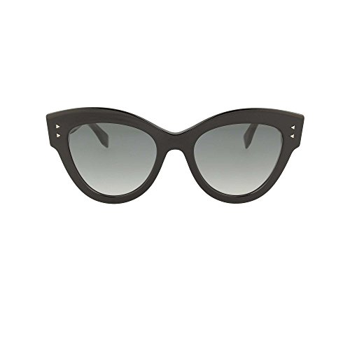 Fendi FF 0266/S Full Frame Sunglasses, 0807(9O) - Sunglasses Polarized Fendi