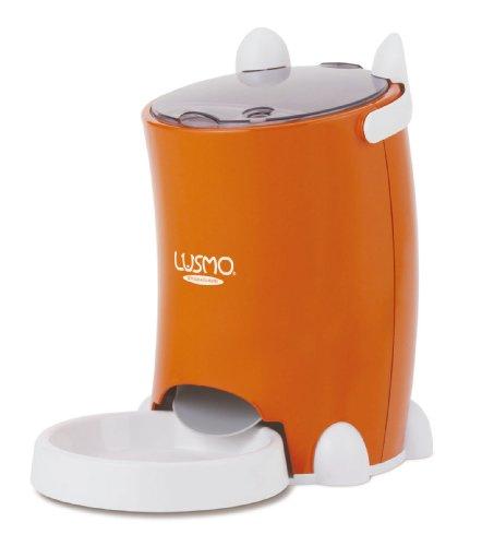 LUSMO pet food Auto feeder Orange