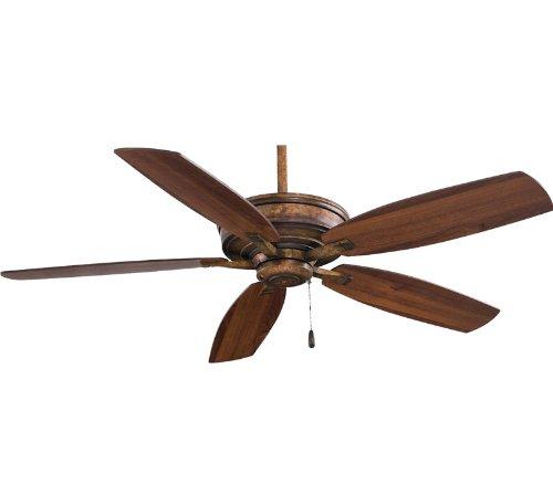 Patina 52 Inch Ceiling Fan (Minka-Aire F695-VP, Kafe, 52