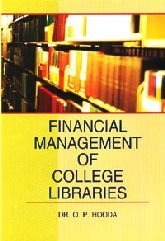 Financial Management of College Libraries pdf epub
