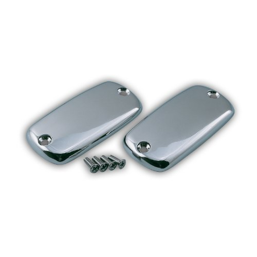 Show Chrome Accessories 2-288 Master Cylinder Cover ()