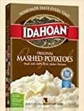 IDAHOAN INSTANT MASHED POTATOES ORIGINAL ENVELOPE 2 OZ