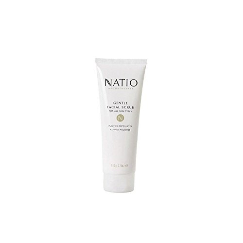 Natio Gentle Facial Scrub (100G) (Pack of 6)