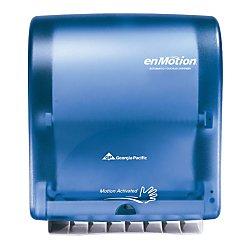 Blue Enmotion Handsfree Paper Towel Dispenser - 1 per case