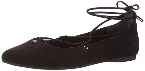 Donna Nero Ballerine 001 black oliver S 22108 PwxqTtOtCW