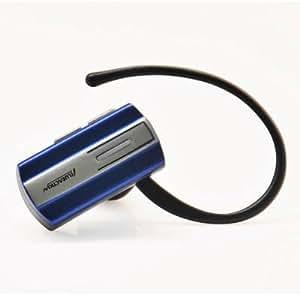 Mini Wireless Bluetooth Earpieces/ Headset/ Headphones for LG L90 Dual D410/ D405 (Blue) + MYNETDEALS Stylus
