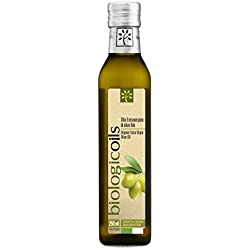 biologicoils Italy producing organic extra virgin olive oil 250ml cold press (cold-pressed) process [Parallel import]
