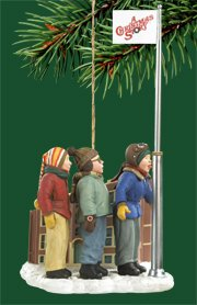 A Christmas Story - Triple-Dog-Dare Carlton Cards Christmas ()