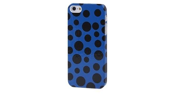 Fundas y estuches para teléfonos móviles, Blanco y negro Dot ...