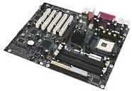 10PK 865PE P4-800//533//400 Fsbatx Ddr AGP8X SATA150 5PCI Snd