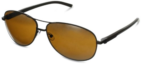 Tag Heuer Automatic 884 203 Rectangular Sunglasses,Brown,62 - Shades Sun Magnetic Glasses For