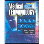 Medical Terminology for Health Careers, Second Edition with CD and Flash Cards