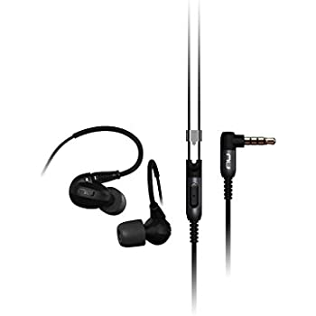 Optoma NuForce HEM6 Reference Class Hi-Res In-Ear Headphones with Triple Balanced Armature Drivers