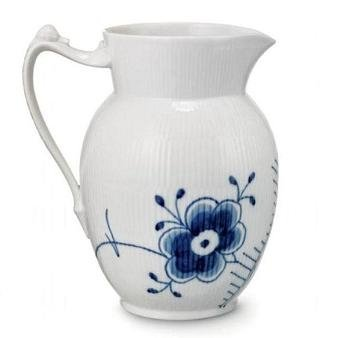 St4 Box (Blue Fluted Mega Jug Size: 13 oz)