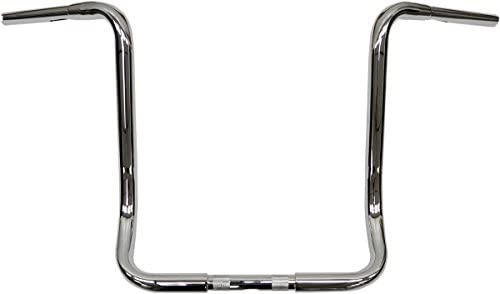 10 Fl 96-16 LA CHOPPERS LA-7321-10 Chrome 11//4 Touring Ape Hanger Handle Bar