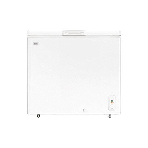 ハイアール 205L チェストタイプ 冷凍庫(フリーザー)直冷式 ホワイトHaier JF-NC205F(W)   B00JNMMN92