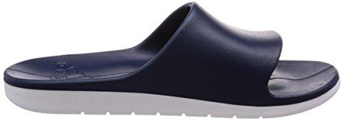 Adidas aqualette CF Mules de Messieurs–conavy/ftwwht/ftwwht