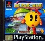 Ms. Pac-Man Maze Madness: Playstation 1