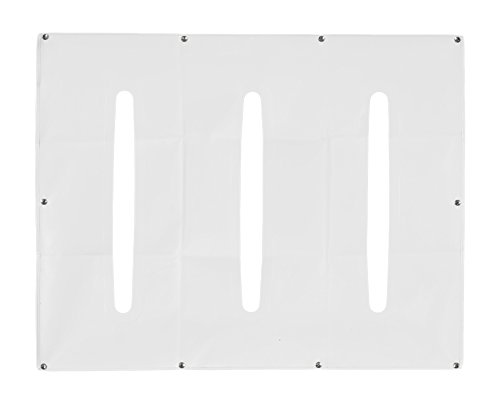 Belmor BS-75670WR-1 White Bug Screen Truck Grille Cover for sale  Delivered anywhere in USA