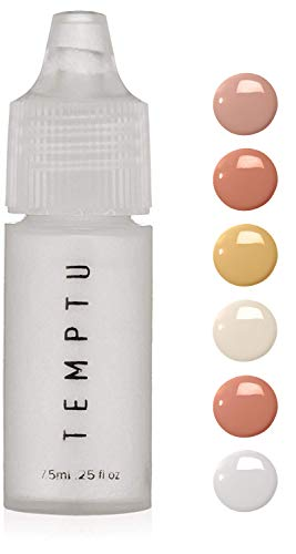 Temptu Highlighter White Shimmer, 0.25 Fl Oz
