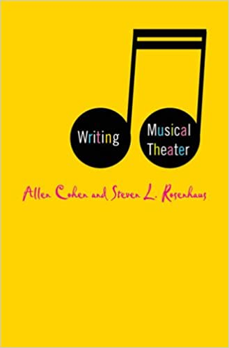 Book Writing Musical Theater