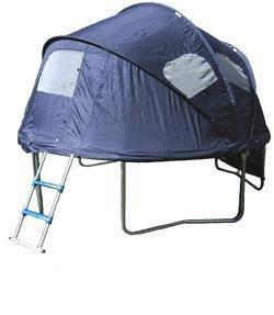 10ft Tr&oline Tent (42mm x 45mm)  sc 1 st  Amazon UK & 10ft Trampoline Tent (42mm x 45mm): Amazon.co.uk: Toys u0026 Games