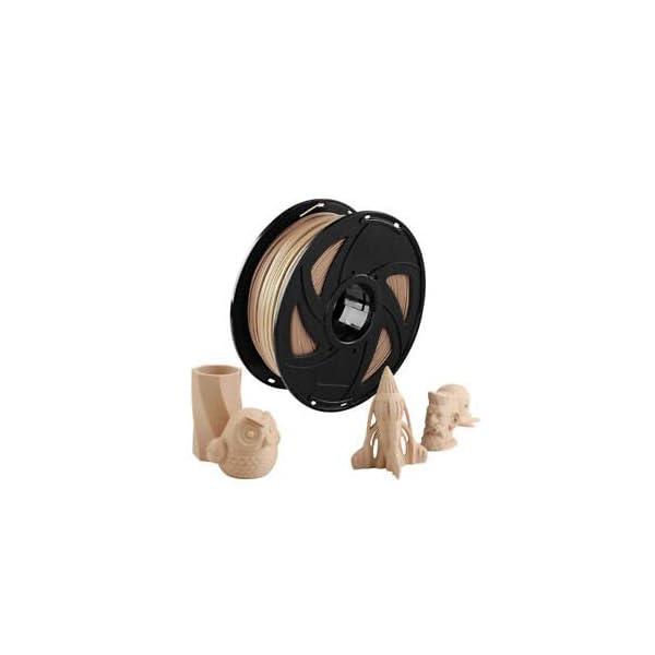 WOL3d 1.75mm Wood 3D Filament