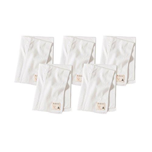 Organic Cotton Burp Cloths - 1