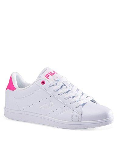5 Women Size Shoes FILA White US 5 in Tennis Classic 1qxfxwdO8