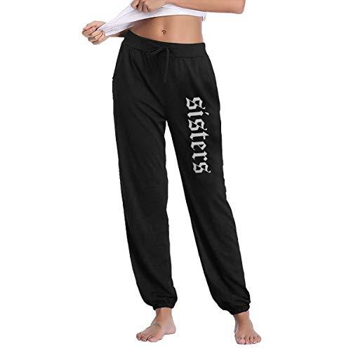 Troom Sisters James-Charles Sisters Tour Girl Custom Long Pants Black