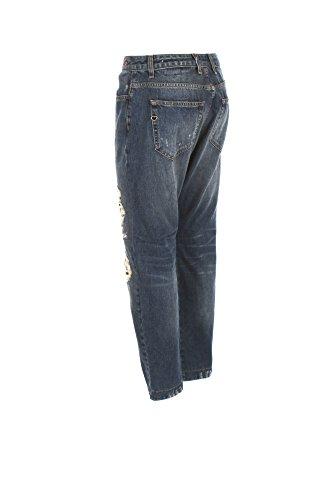 Jeans Donna Twin-set 29 Denim Ya72z1 Autunno Inverno 2017/18