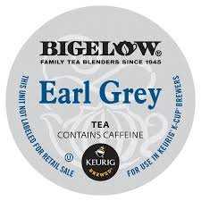 Bigelow Earl Grey Tea, 24-Count K-Cup Portion Pack for Keurig Brewers (Earl Grey Tea K Cups compare prices)