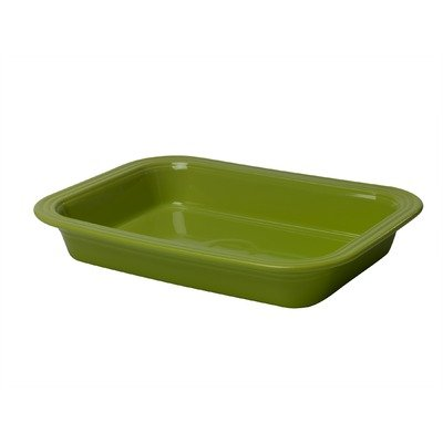 Homer Laughlin 332-963 Lasagna Baker, Lemongrass