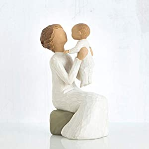 Willow Tree Grandmother, Sculpted Hand-Painted Figure