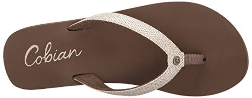 cobian Womens Fiesta Bounce Dress Sandal Tan WcglpA