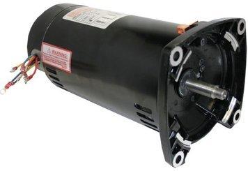 Pool Motor, 1 HP, 3450 RPM, 208-230/460VAC