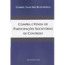 Compra e Vendas de Participações Societárias de Controle