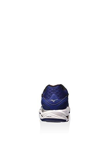 Nero Uomo Mizuno da Mizuno Wave Scarpe Inspire Blu Inspire da Scarpe Corsa Wave wa7vOxq