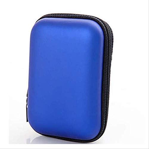 携帯電話データケーブル充電器指先バッグ、ケーブルポータブルジッパーバッグ、ミニ収納ボックス