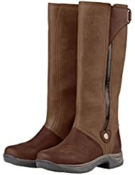 Dublin Wye Boots Drifted Brown Ladies Full Grain Leather Waterproof