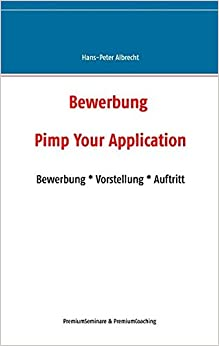 Bewerbung Pimp Your Application